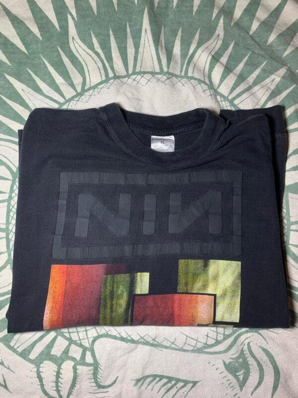 NIN The Fragile T-shirt