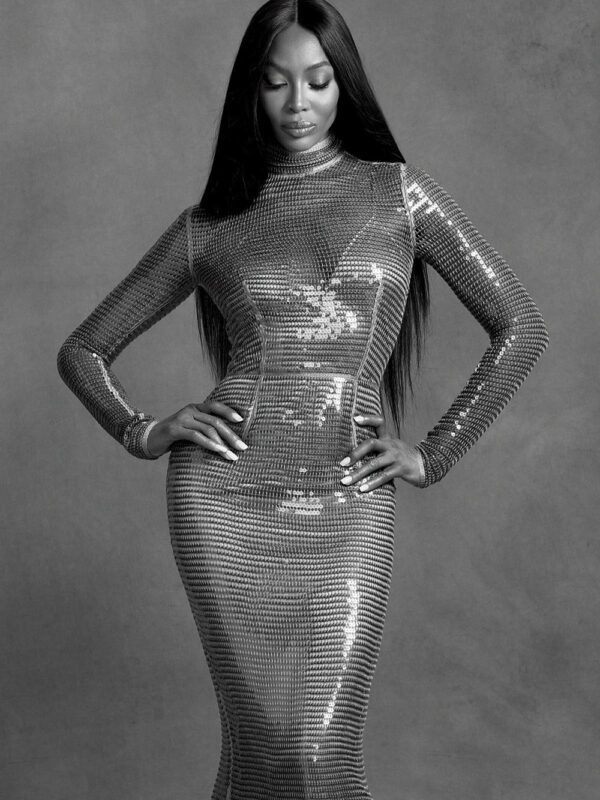 Naomi Campbell x Ethan James Green