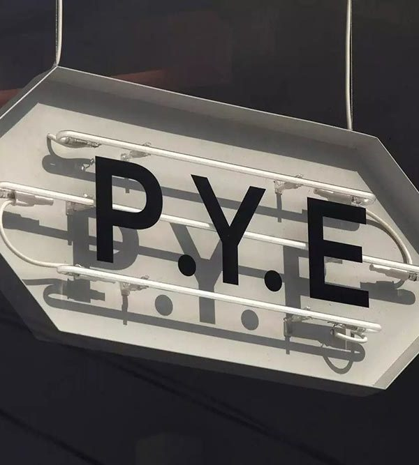P.Y.E Optics