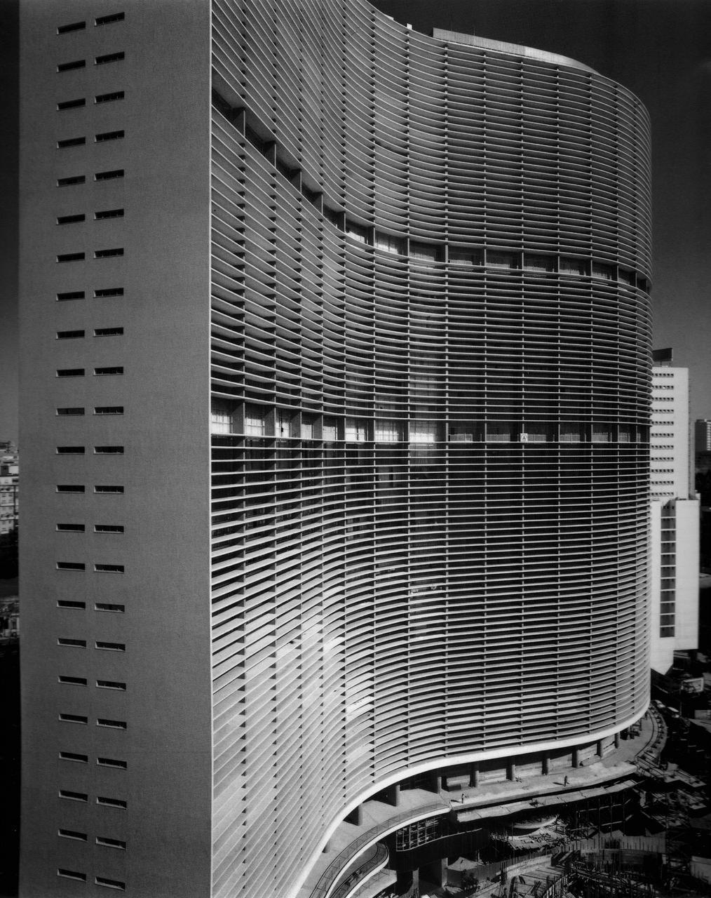 Copan Building x Oscar Niemeyer