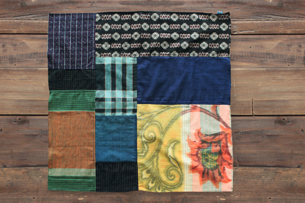 Patchwork bandana