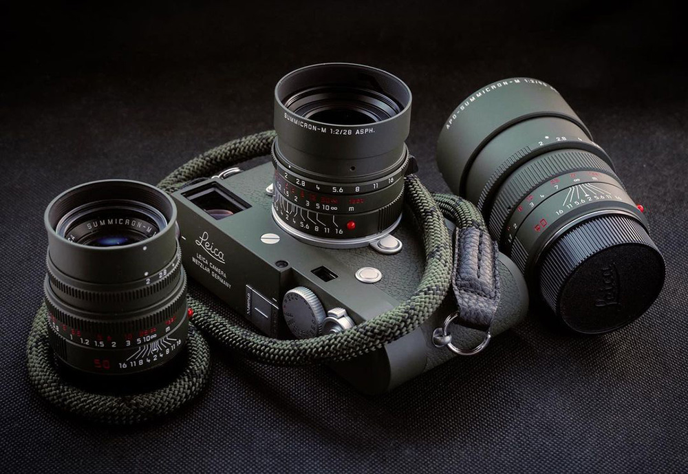 LEICA M10-P Safari kit