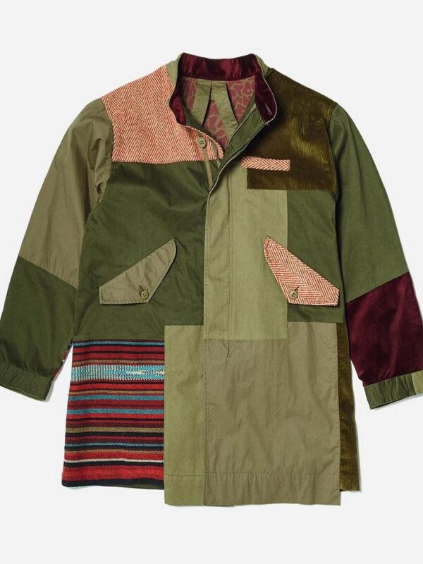 Maharishi 6417 M51 Overcoat
