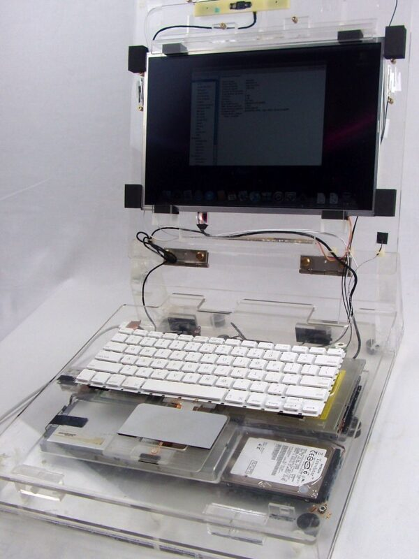 Macbook prototype