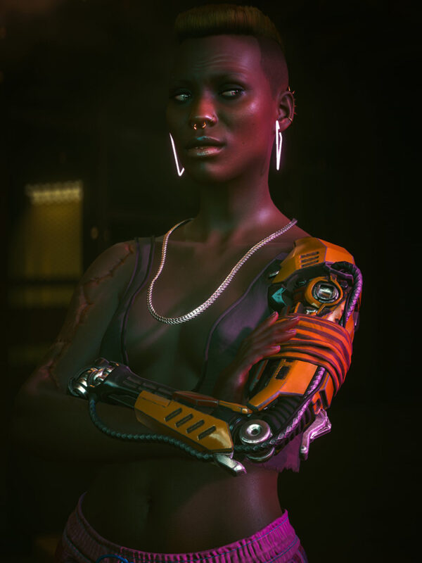 Voodoo Doll 2077