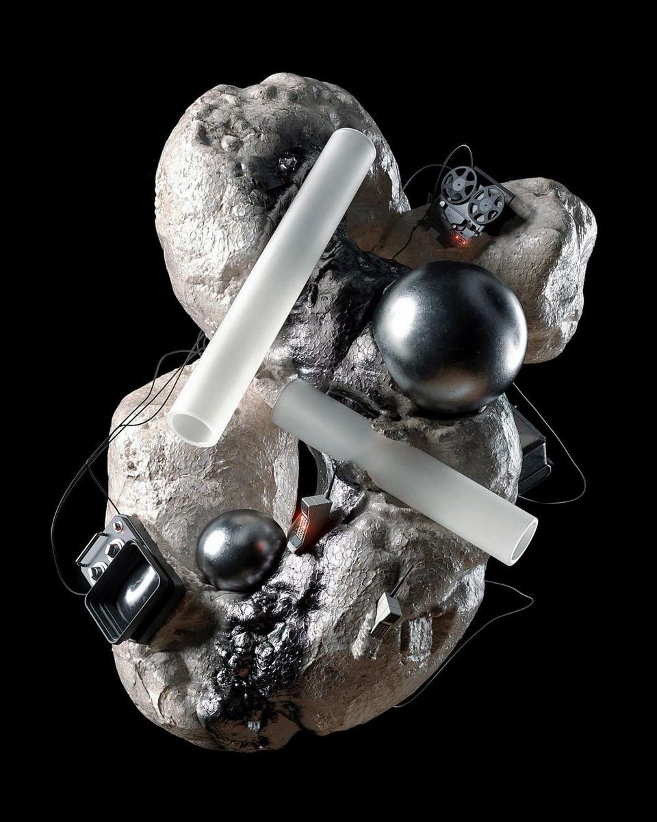 Orbital Debris x Jon Vio