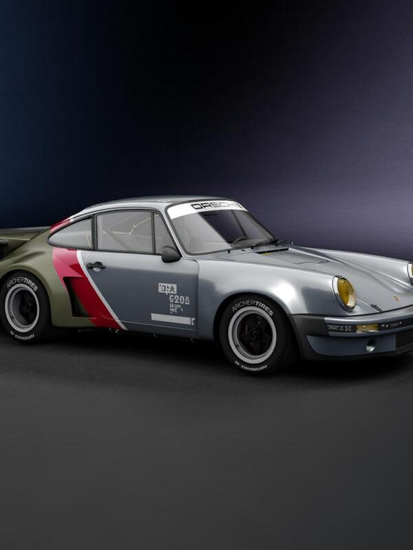 Johnny Silverhand's Porsche