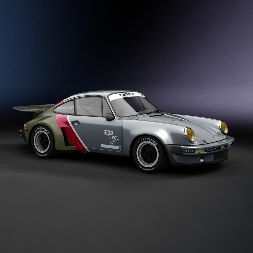 Johnny Silverhand's Porsche Redux