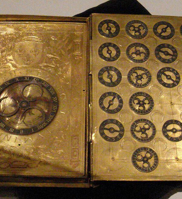 Henri II Cypher Device