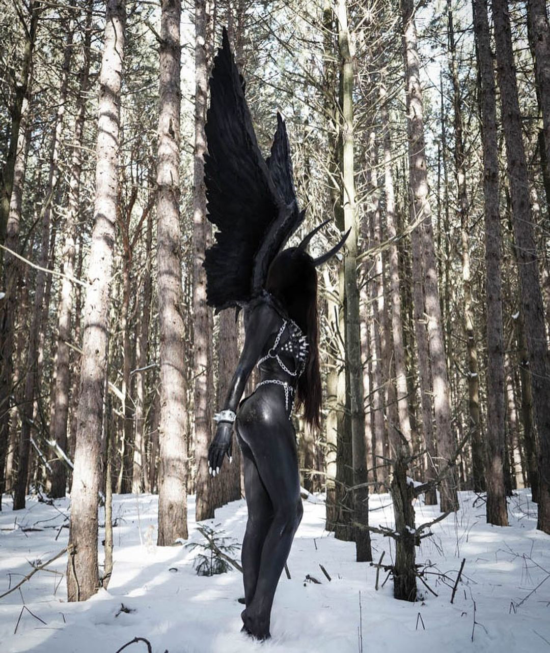 Fallen Angel x Toxic Vision