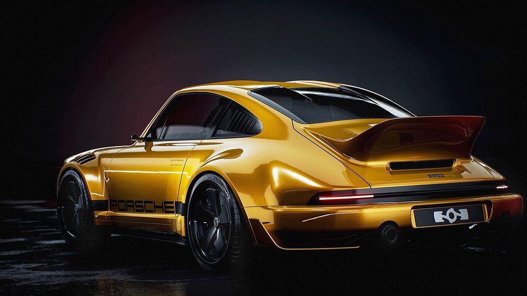 Porsche 930 RESTOMOD