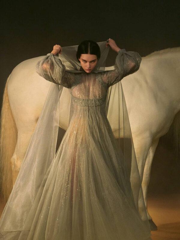 Christian Dior x Elina Kechicheva
