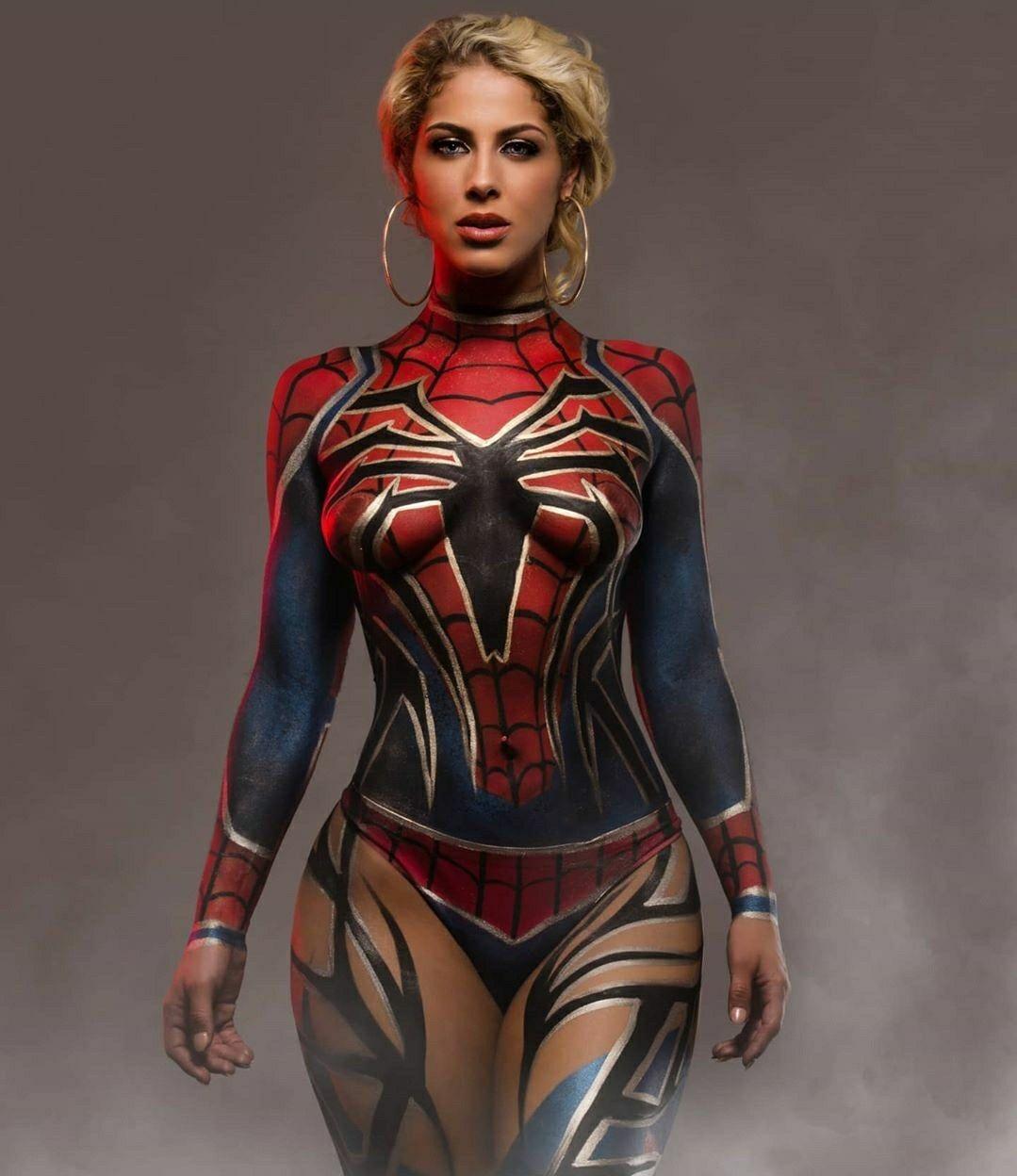 Iron Spider x Alx Guzman