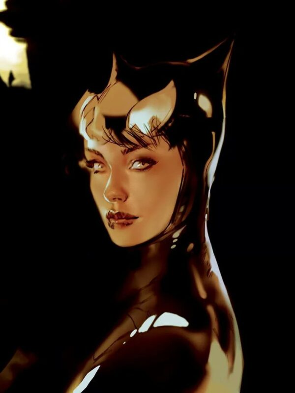 Catwoman x Ben Oliver