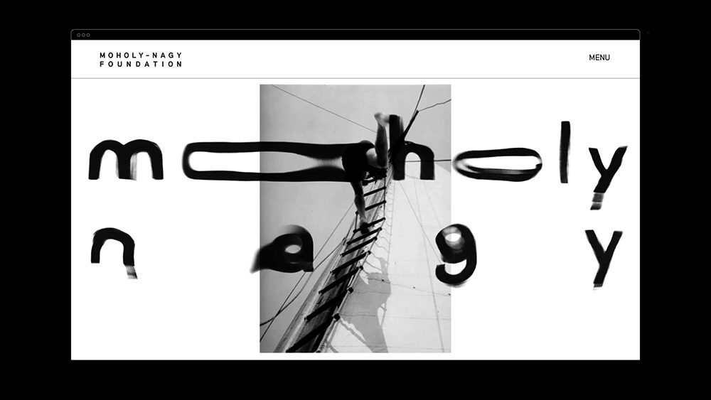 The Moholy-Nagy Foundation x Pentagram