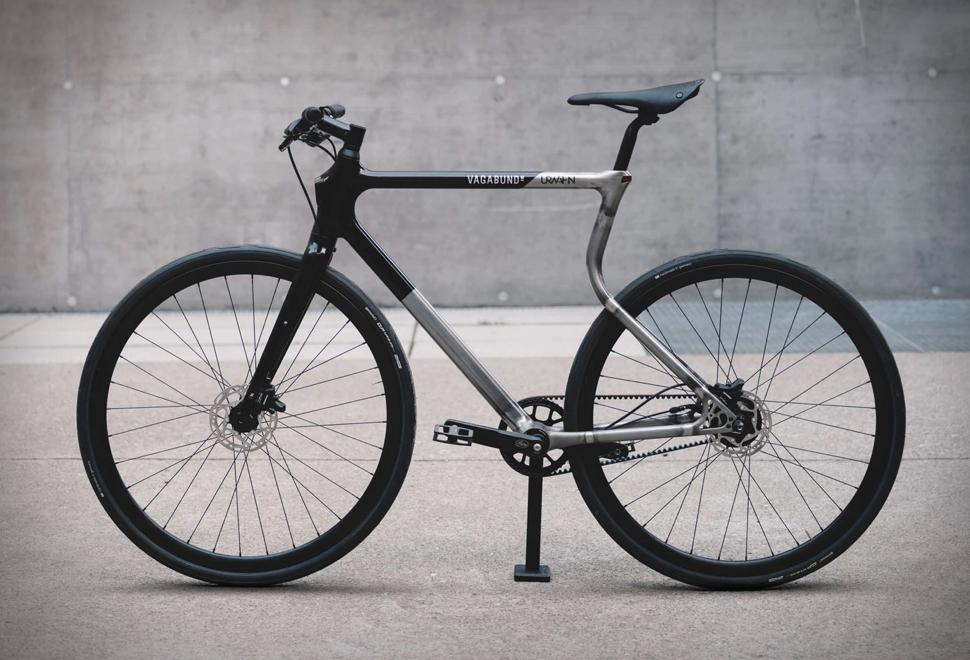Urwahn Bikes x Vagabond Moto