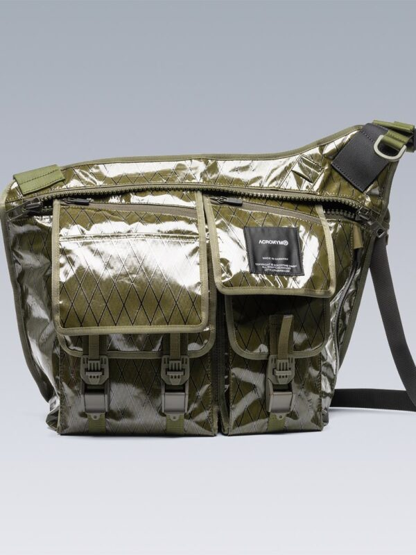 Acronym 3A-1 and 3A-5 bag drop