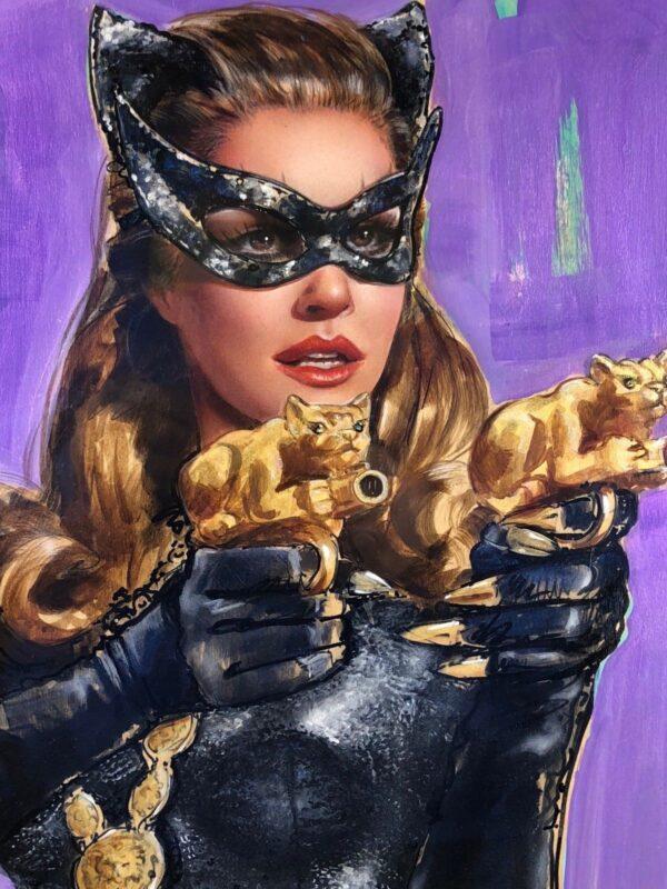 Catwoman x Olivia De Berardinis