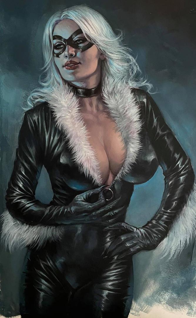Black Cat x ??