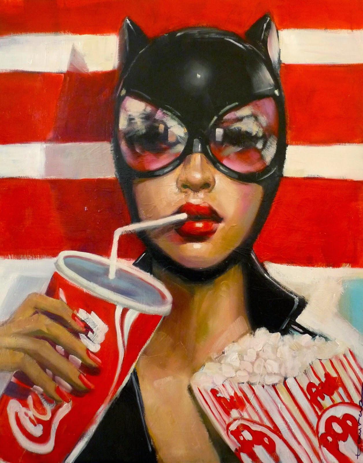 Catwoman x Pascale Taurua