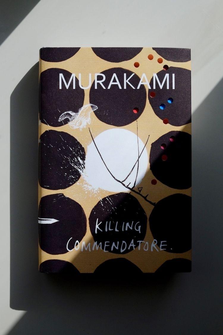Killing Commendatore x Haruki Murakami