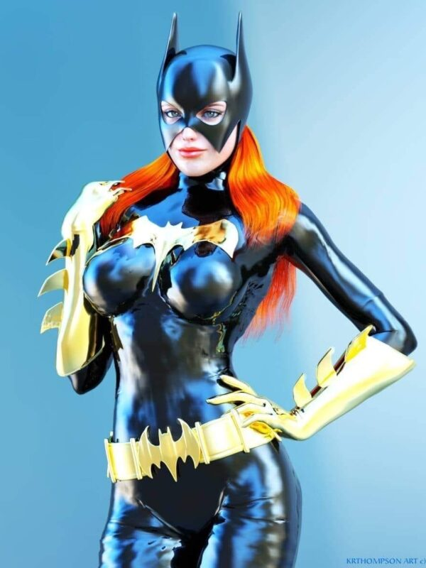 Batgirl x KR Thompson