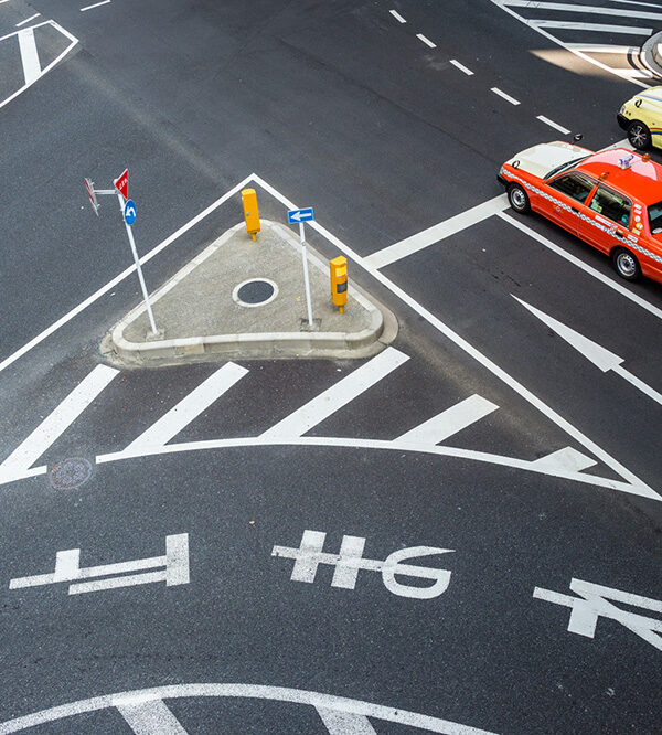 Stop, Shiodome (汐留)