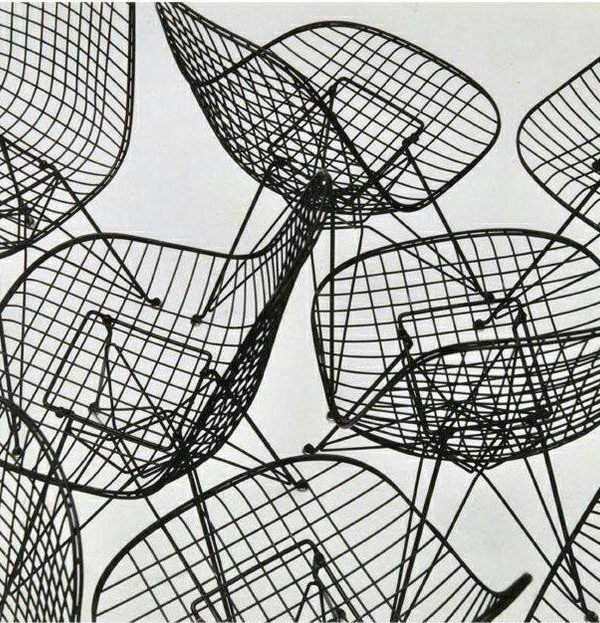 Eames DKR Wire Chairs