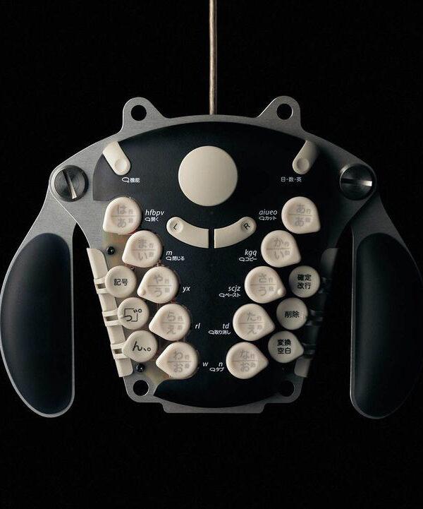 Gamepad concept