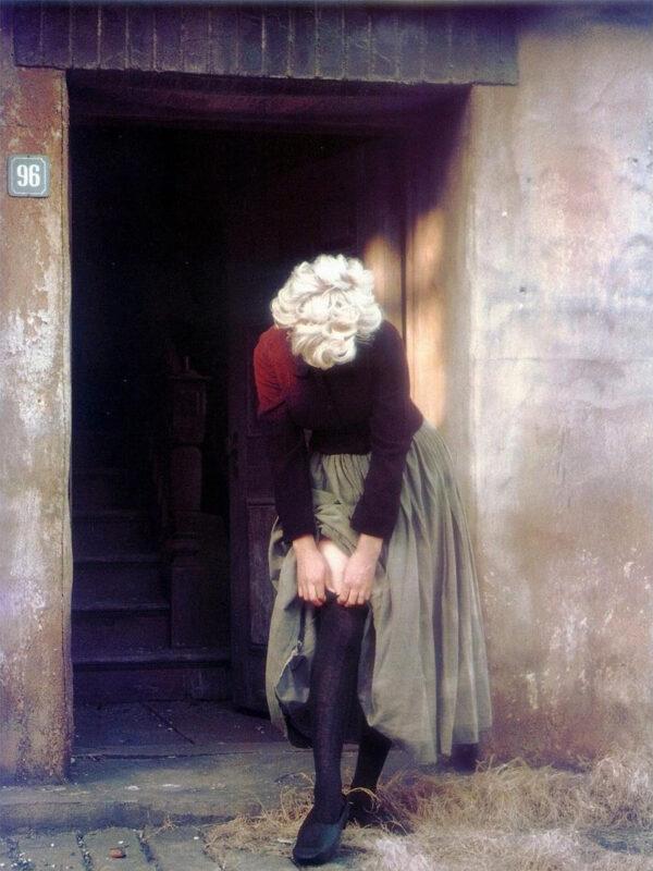 Marilyn Monroe x Milton H. Greene