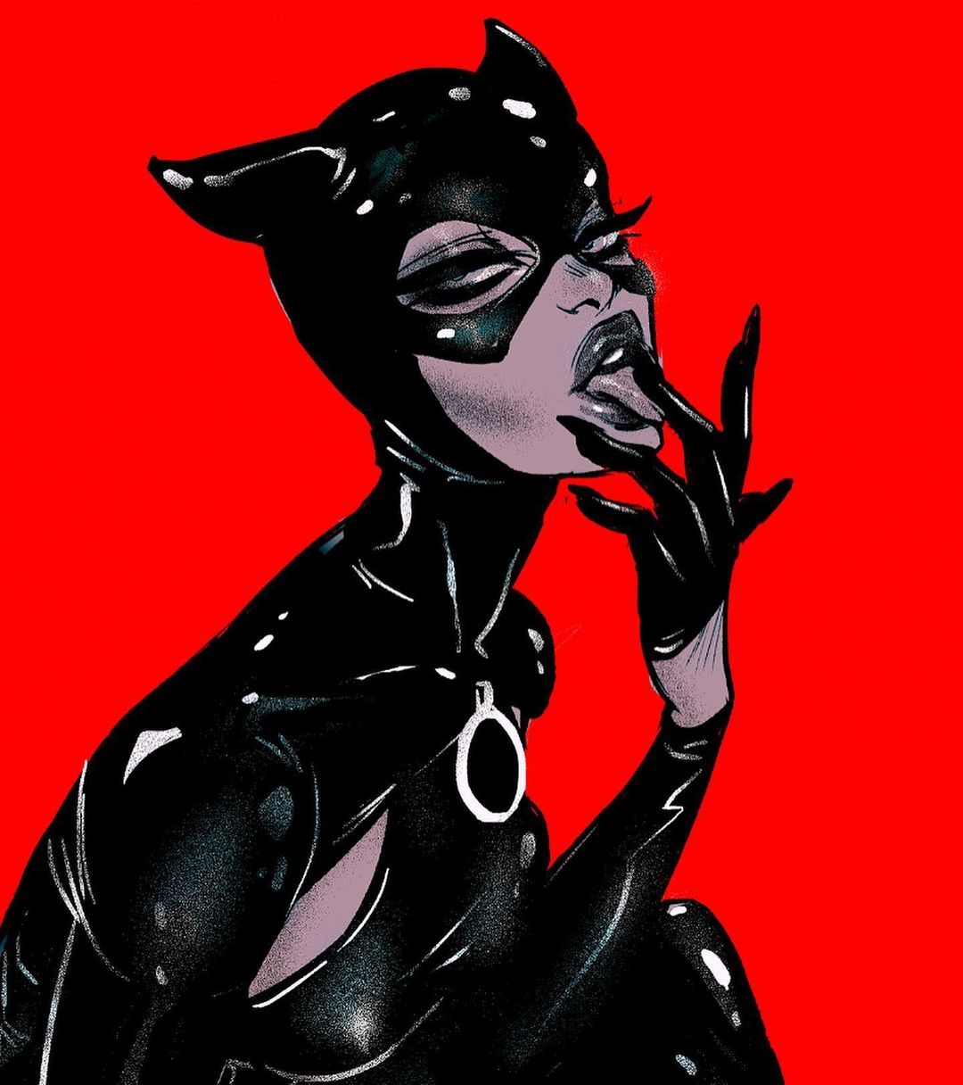 Catwoman x Babs Tarr