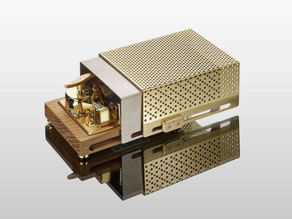ECAL music box