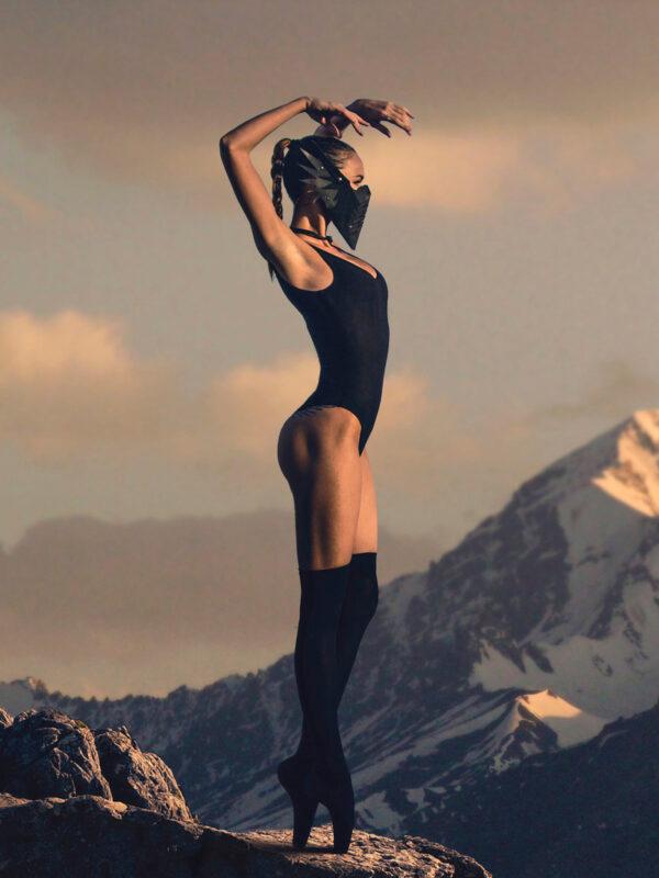Mountain ballerina