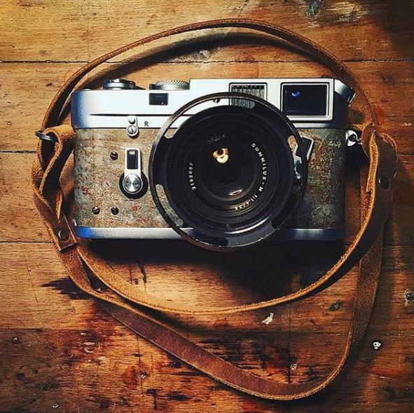 Wabi sabi Leica