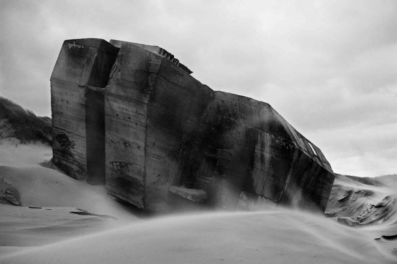 Atlantic Wall x Stephan Vanfleteren