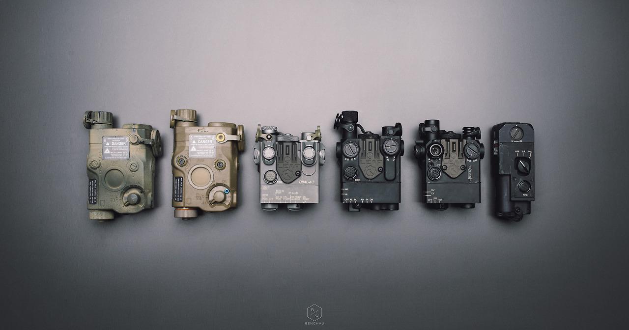 IR Laser Devices