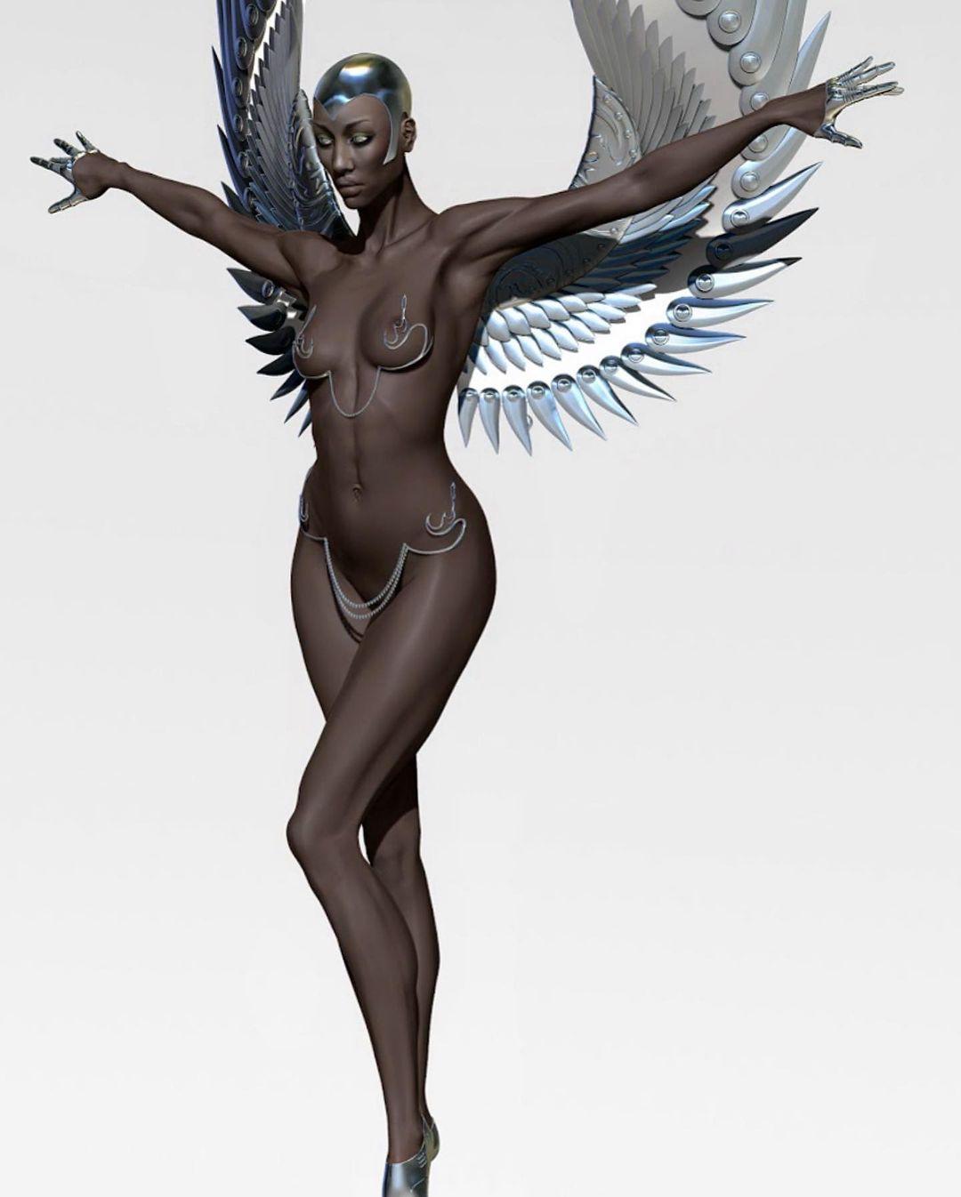 Newborn Angel x Dasha Kochneva