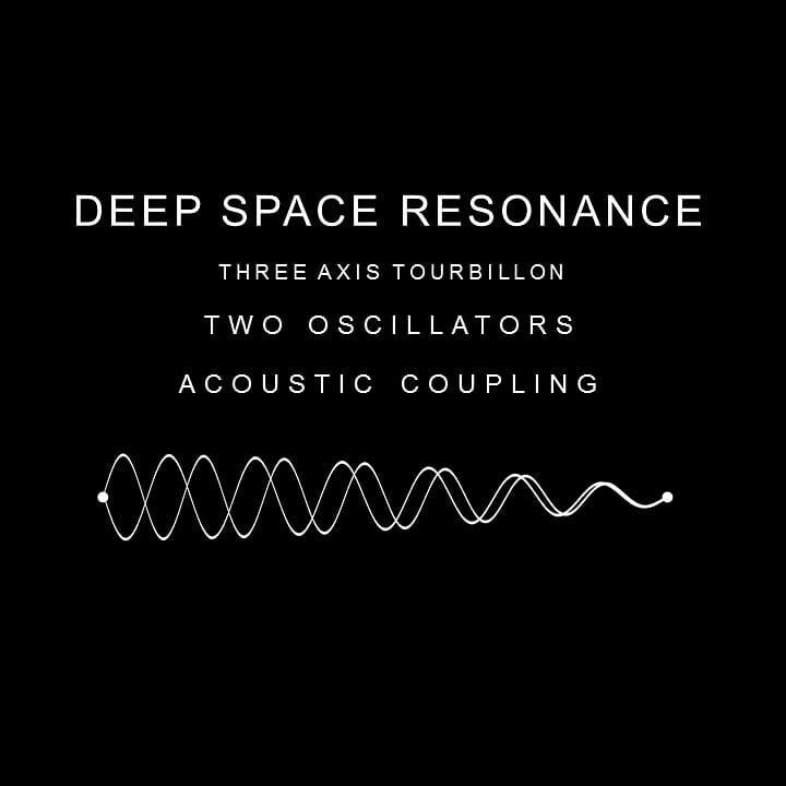 Deep Space Resonance x Vianney Halter