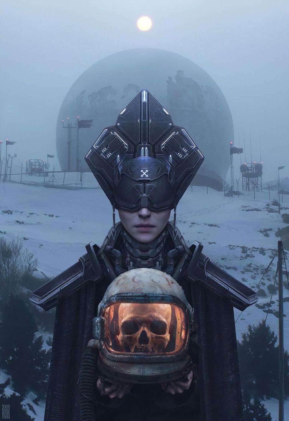Mara by Evgeny Zubkov.