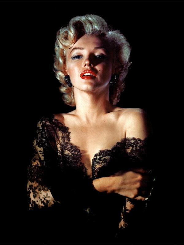 Marilyn Monroe x Ernest Bachrach
