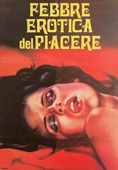 Febbre erotica del piacere
