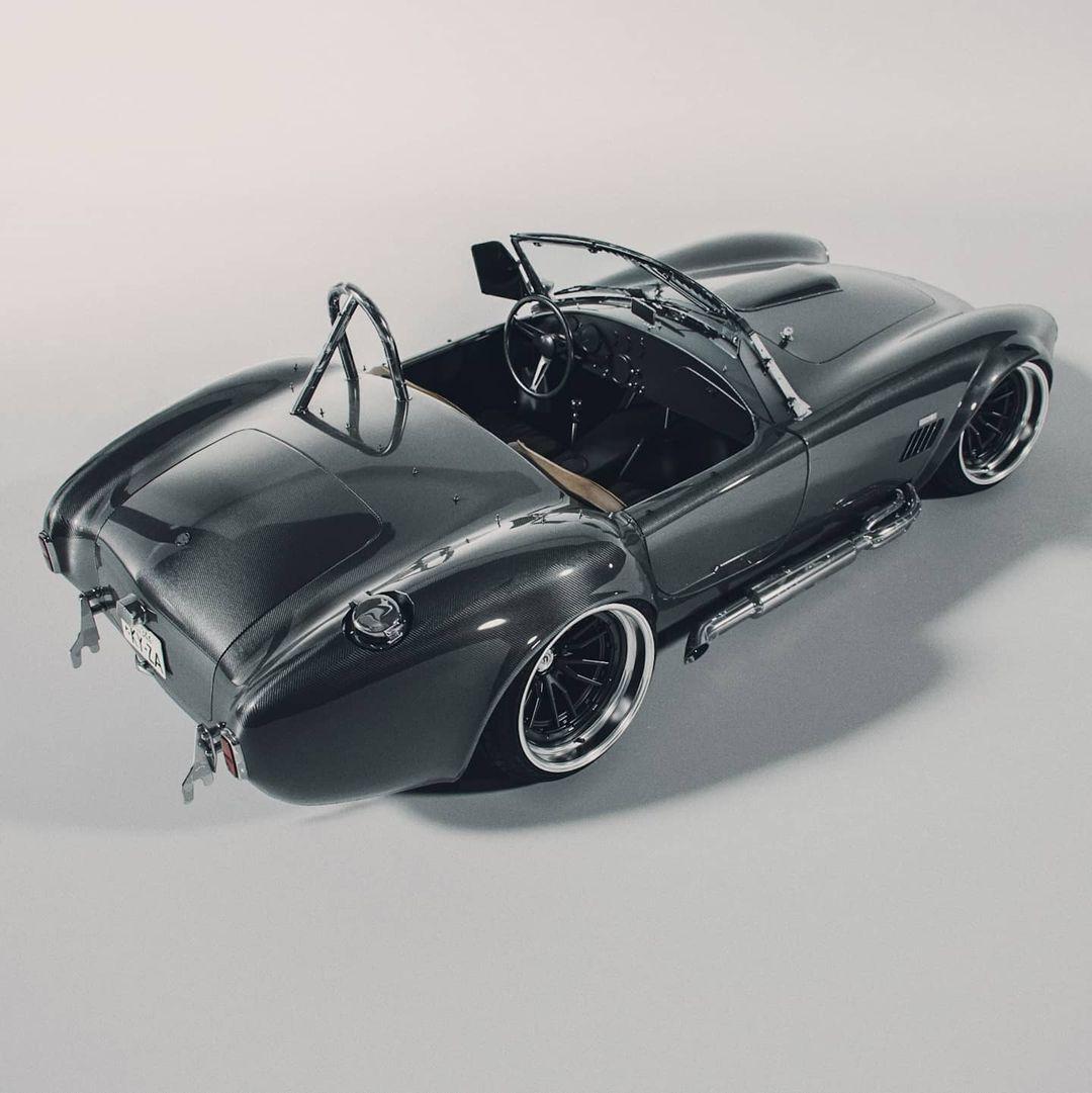 All-Carbon AC Cobra