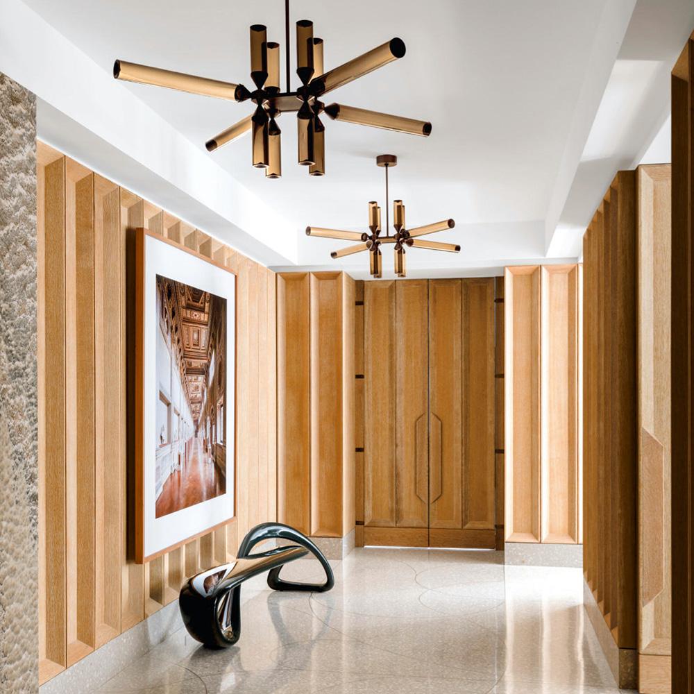 Manhattan hallway