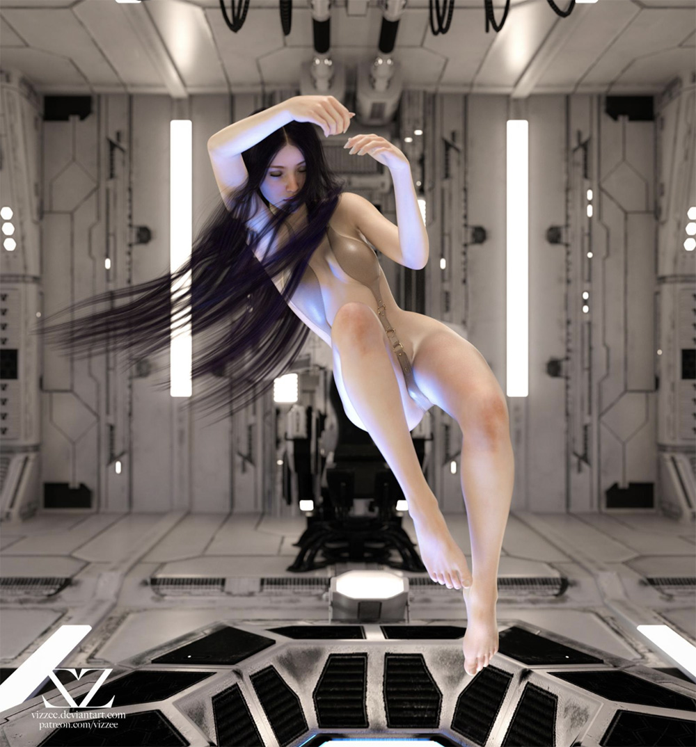 Space Odyssey x Vizzee