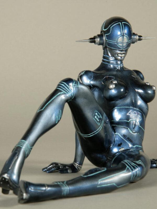Platinum doll