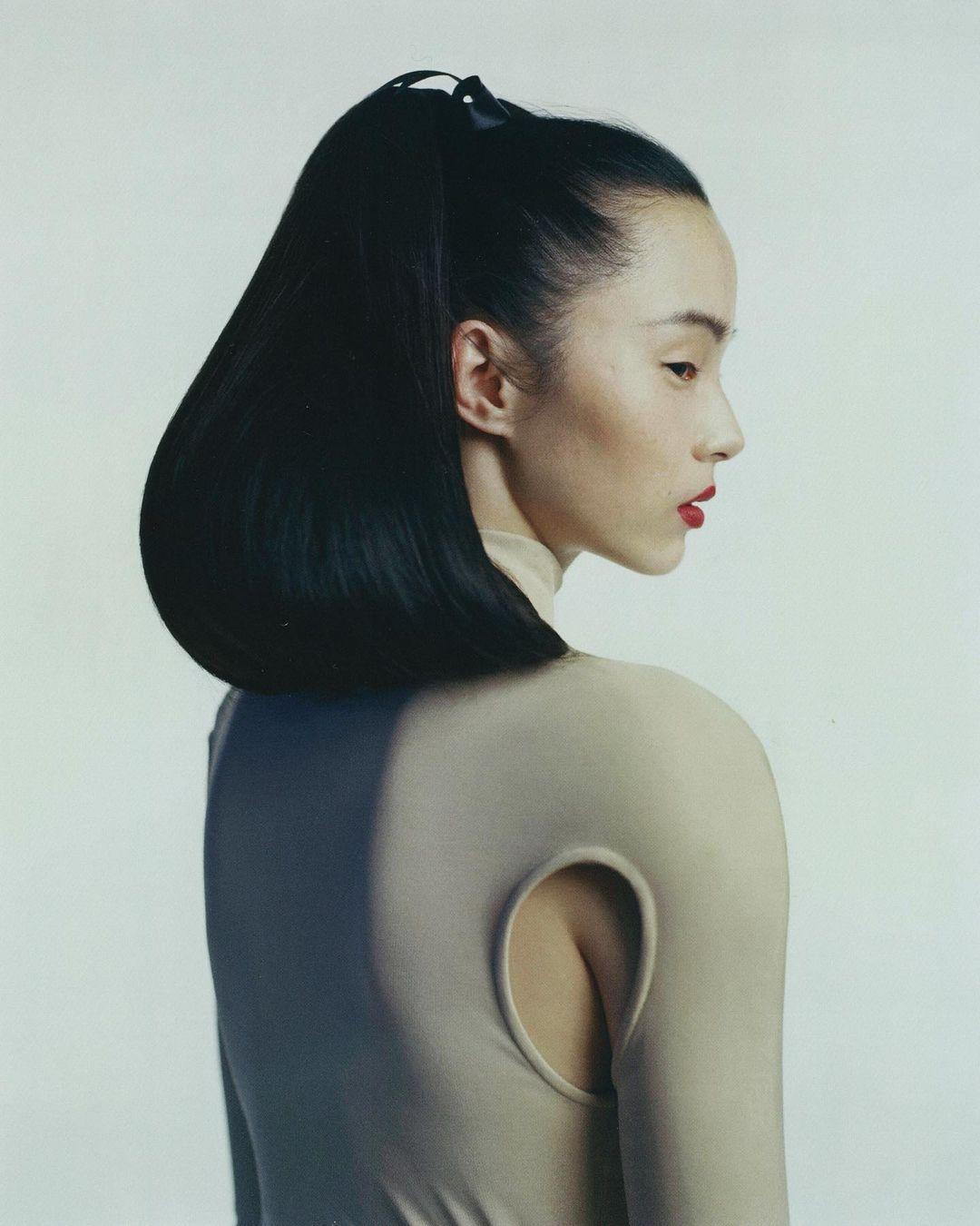 Xiao Wen x Leslie Zhang