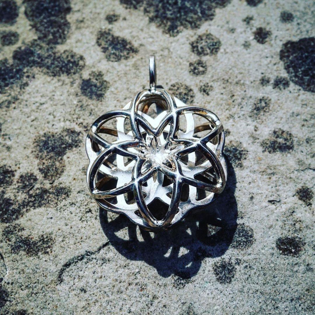 Toroidal Solar Mandala
