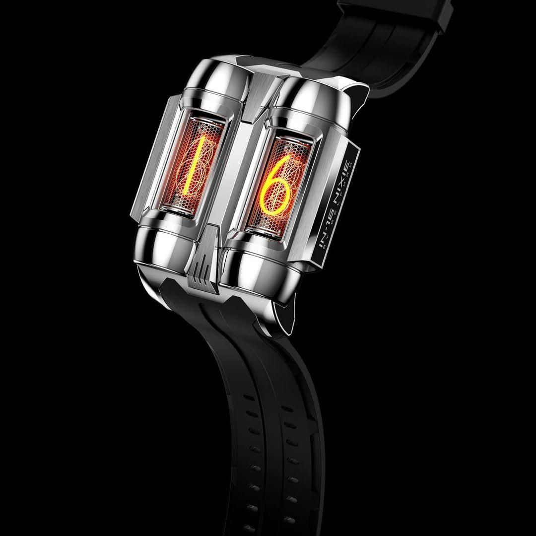 IN-16 Nixie watch