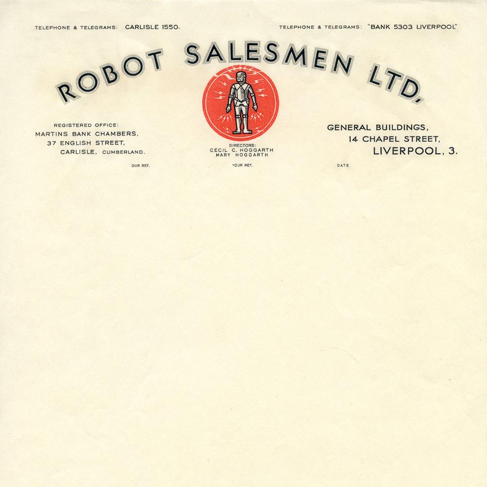 The Robot Salesmen