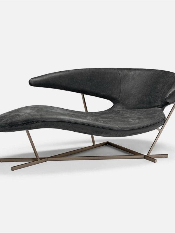 Manta chaise longue